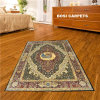 6X9ft бесценных сокровищ Турции роскошь Handmake персидские ковры