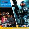 Electric atractivo 7D cine interactivo con armas de fuego