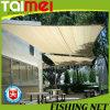 扱われる紫外線の庭の/Car公園のための100GSM~ 340GSMのHDPEの日曜日の陰の帆