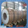 Certificado de acero inoxidable 316L muestra el indicador de la bobina de cepillado