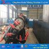 Hydraulischer Messerkopf-Fluss Cleanout Absaugung-Bagger