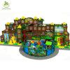 Оборудование спортивной площадки детей замока джунглей Dreamland крытое мягкое