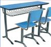 2 Seaterの安い学校の机および椅子