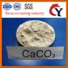 La luz de carbonato de calcio precipitado