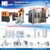 Ligne de écriture de labels minérale primaire de machine de pellicule rigide de rétrécissement de machine de remplissage de système de traitement des eaux