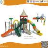 Im Freien Plastikvergnügungspark Playset für Kinder