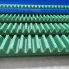 Plásticos de ingeniería Acetal Cremallera en material virgen