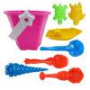 Sandpit Hilfsmittel-Sommer-Kind-Plastiksand-Schaufel-Strand-Spielzeug speichern
