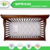 Ultra weich wasserdichte Krippe-Matratze-Schoner-Auflage von der Bambusrayon-Faser