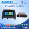 Reproductor de DVD auto del coche de Zestech para Mg3 Zt-Mg801