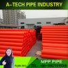 Energien-Kabel-Schutz-Leitung-Rohr Hitzebeständigkeit Belüftung-Mpp