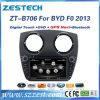 Giocatore GPS DVD dell'autoradio di Zestech per Byd F0 2013