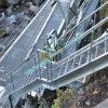 産業使用のための高品質によって電流を通される階段踏面