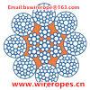 câble métallique compact enduit par PVC de 1960MPa 8xk26ws-Epiwrc