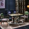 Restaurante con muebles de madera impresa Animal Silla (SP-CT794)