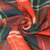 فحصت صوف بناء معطف مع ألوان