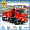 Dongfeng 8X4のダンプトラック4の車軸頑丈なダンプトラック30トンのPrcie