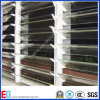 Rejilla Cristal / persiana de la ventana de cristal / vidrio endurecido con alta calidad