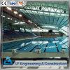 Tampa personalizada do telhado da piscina do tamanho grande