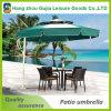 Parasol de playa al aire libre durable de acero al por mayor del jardín en piscina/playa