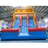 Attrayant Jumping Castle Glissade gonflable à eau / toboggan gonflable avec piscine