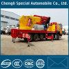 5車軸Sino HOWO頑丈な60tonsクレーンによって取付けられるトラック