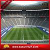 Grama artificial do campo de futebol do futebol do campo de jogos mini