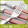 Цветастый пластичный Cutlery нержавеющей стали ручки сделанный в Китае