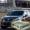 Auto-videoschnittstelle für Buick Enklave stellen sich das wahlweise freigestellte Zugabe Verano den königlichen Lacrosse vor, androide Navigations-Rückseite und Panorama 360