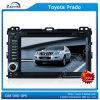 8 pulgadas HD Autoradio GPS para Toyota Prado con el cuadro del iPod de Bluetooth en el cuadro (z-2960)