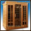 Pièce de sauna, pièce infrarouge de sauna, carlingue de sauna
