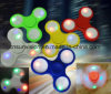 Hilandero multi del dedo del juguete de la persona agitada de los colores para los adultos/los cabritos