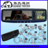 3.5  monitor con Bluetooth, transmisor de Fm, USB, SD, pantalla táctil (RVG350RB) de la navegación del GPS del Rearview del coche