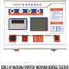 Analyseur de degré de vide de Vcb de disjoncteur de vide de Gdkz-IV Digital