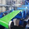 Bobine en acier galvanisée inoxidable de couleur des produits en acier PPGI de matériau de construction