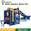 Máquina concreta automática del ladrillo Qt8-15 y fabricantes automáticos del bloque de las cenizas volantes