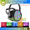 야외 무대 빛을%s 3years 보장 LED 당 빛 36PCS*3W RGB Edison LEDs