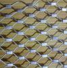 ステンレス鋼編まれたロープの網