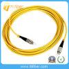 FCへのFC Singmode 9/125 Simplex Fiber Optical Patch Cord