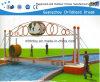 Outdoor Parque de Diversões Exercício Ponte de balanço Playground Venda (H14-0900)
