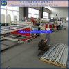 PVC mousse plastique de bois d'administration de ligne de production
