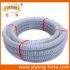 Tuyau d'aspiration ondulé en PVC pour poudre, liquide, solide et chimique
