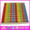 2014新しいKids Wooden Multiplication Table、Kids W11A020のためのEducational Multiplication Table Wood Toys