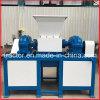 Essieu double/canettes en aluminium des déchets d'Extrusion/bars/plaques/Profil/feuilles machine de recyclage