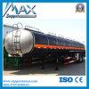 3axle 45000L tanque de combustible Semi Remolque en venta