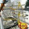 Système de cage de poulet de prix usine à vendre