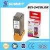 De Patroon van de Inkt van de Kleur van de top Compatibel voor Canon bci-24 Kleur