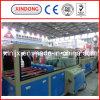 Alta velocidad PVC Pipe Line Producción