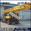 La qualité de chef de file de la Chine DFT-300 monté sur la machine de forage de puits de remorque