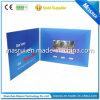 Бумажный материал карточка экрана LCD 2.8 дюймов выдвиженческая видео-
